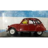 Coleccion Autos Clasicos Citroen 3 Cv 1977