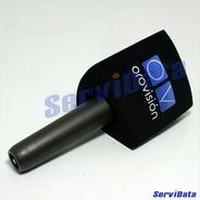 Capuchon Paraviento Micrófono Triangular Personalizado