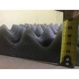 Esponjas Acústicas Alta Densidad 25 X 25 X 5cm Valparaíso