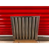 Filtro De Acero Inox 50x50 Cms Standard Cocinas Industriales