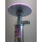Barra Pole Dance 1 3\4 Pol Sob Pressão Removível Aço Inox