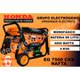 Grupo Electrogeno Generador Honda Precio Eftvo.8000