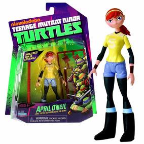 Tartarugas Ninja Turtles - April O
