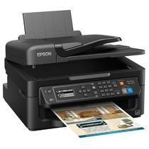 Multifuncional Wireless Aio Scanner Epson Fax Inyección Copi