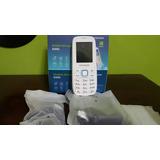 Teléfono Básico Económico Barato Hyundai D205i Movistar