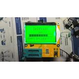 Medidor Esr Capacimetro Com Caixa De Acrilico