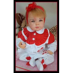 Bebê Mariana , Tão Real Que Parece Um Bb De Verdade