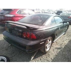Cristal Fijo De Ford Mustang 1994-1998. Venta De Partes