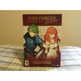 Fire Emblem Shadows Of Valentia Echoes Edicion Limitada