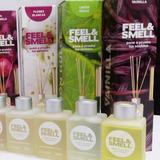Aromatizador De Ambientes Difusor Con Palitos Feel & Smell