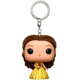 Funko Pop Keychain: Bella - Beauty And The Beast