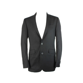Saco Blazer Kenneth Cole Reaction Summer Black