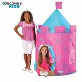 Castillo De Princesas Tipo Carpa Discovery Kids