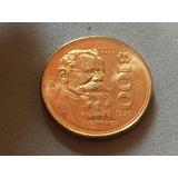 Mexico 100 Pesos 1990 . Sin Circular .
