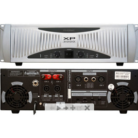 Power Amplificador Phonic