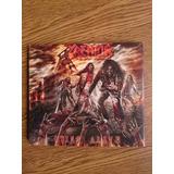 Kreator Dying Alive Set Deluxe De 2cds Y Un Dvd