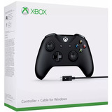 Controle Xbox One Wireless E Bluetooth Original Preto