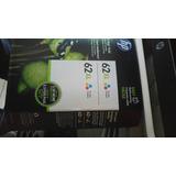 Tinta Hp 62xl Negro Paquete Con 2 Cartuchos