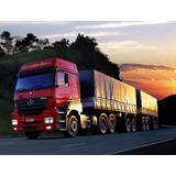 Lona Para Caminhão 10m X 5m Superforte 600 Micras