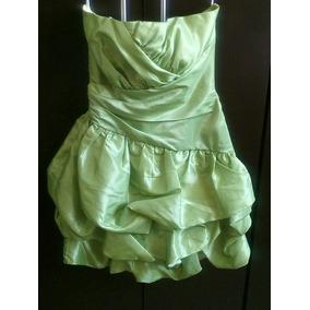 Vestidos de graduacion de primaria verde menta
