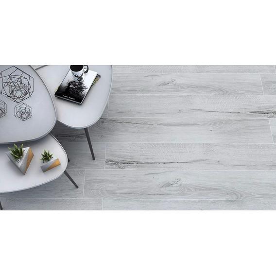 Porcelanico Simil Madera Itagres 16x100 Norton Costal Oferta