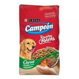 Alimento Para Perro Campeón Adulto Recetas Caseras 25 Kg