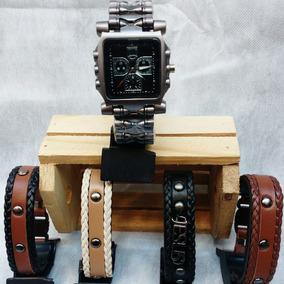 021b18ce397 Relogio Minute Machine Preto - Relógios no Mercado Livre Brasil