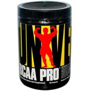 Bcaa Pro 100 Caps Universal Nutrition Amino Ramificado + Vitamina B6 Rendimiento Recuperación Aumento Muscular