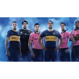 Camiseta Boca Rosa 2014