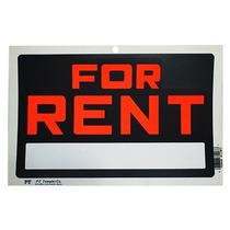 Letrero For Rent P-t.