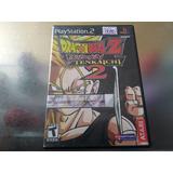 Juego De Playstation 2 Original,dragom Bal Zet Budoka Tenkac