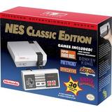 Nintendo Nes Classic Edition Con 30 Juegos