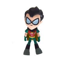 Robin Jazwares Titans Desenho Heróis Brinquedo Coleção 12cm