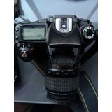 Camara Nikon D90 Cuerpo Y Lente (no Canon, Sony)
