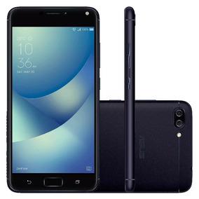 Celular Zenfone 4 Max Zc554 Preto Dual 16gb 4g Câm 13mpx