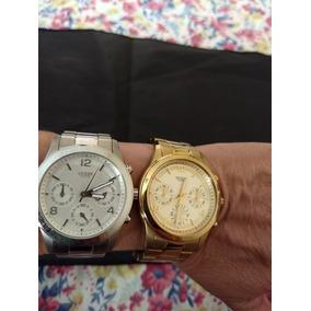 381a10512a4 Relógio Colcci Feminino Tartaruga Com Dourado Guess - Relógios De ...