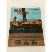 Revista Antiga Auto Esporte 1969