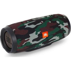 Caixa De Som Jbl Charge 3 Squad - Speaker Bluetooth Até 20h