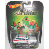 Hot Wheels Cazafantasmas Ghostbusters Cartoon Solo Envios