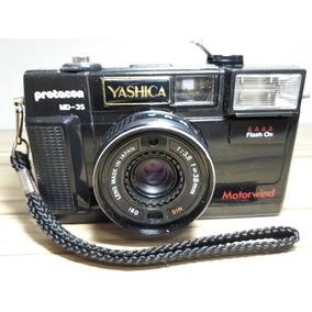 Câmera Fotográfica Yashica Protacon Md-35 (funciona Joinha)