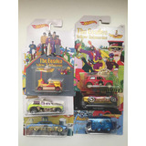 Koban Store Hot Wheels The Beatles Yellow Submarine 1:64