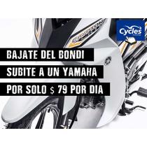 »» Yamaha 110 Crypton «« Tenela Por $ 79 Por Día !!