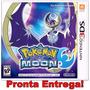 Pokemon Moon Nintendo 3ds Americano Lacrado