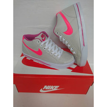 Tênis Bota Nike Feminino Queima Total Aproveite Sem Jurus