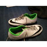 Nike Mercurial Blancas