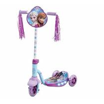 Scooter 3 Ruedas Disney Princesas