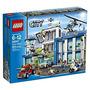Juguete Estación De Policía De Lego City 854 Piezas Módulos