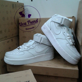 Zapatos Nike Air Force One Originales