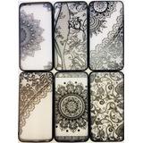 Case Mandala Para Iphone 6, 6plus, 7 Y 7plus