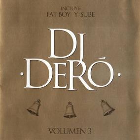Dj Dero - Volumen 3 - Cd!!!